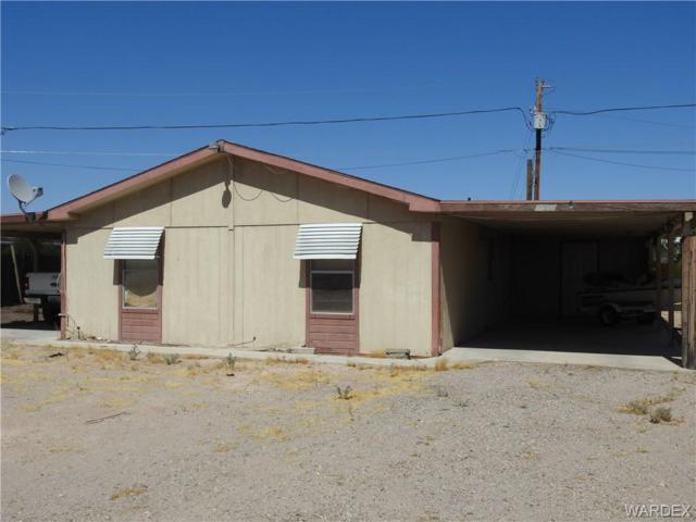5578 S Chaparral Way, Fort Mohave, AZ 86426 (MLS #958989) :: The Lander Team
