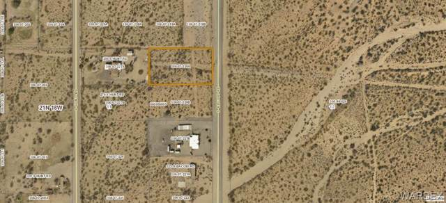 Lot A Bacobi Road, Golden Valley, AZ 86413 (MLS #958995) :: The Lander Team