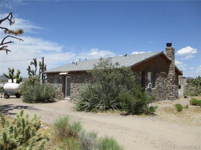 18096 N Olive Dr., Dolan Springs, AZ 86441 (MLS #959043) :: The Lander Team