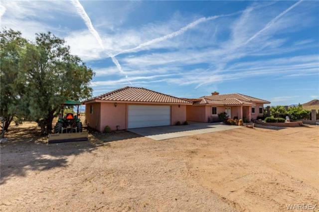 10688 N Benjamin Road, Kingman, AZ 86401 (MLS #959046) :: The Lander Team