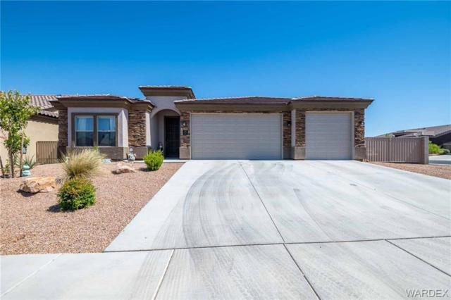 2147 Horsemint Avenue, Kingman, AZ 86401 (MLS #959055) :: The Lander Team