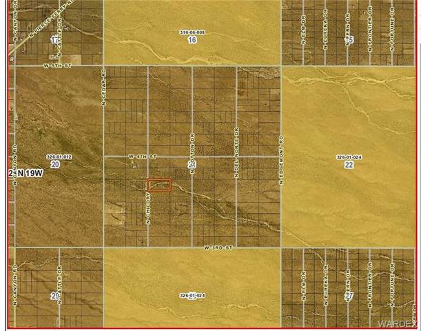 GTAC #10 S-21 LOT 86 Chicory Drive, Dolan Springs, AZ 86441 (MLS #959065) :: The Lander Team