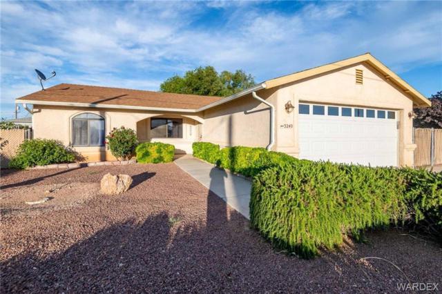 3240 N Eagle Rock Road, Kingman, AZ 86401 (MLS #959066) :: The Lander Team