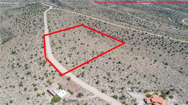 0000 E Stagecoach Drive, Kingman, AZ 86401 (MLS #959107) :: The Lander Team