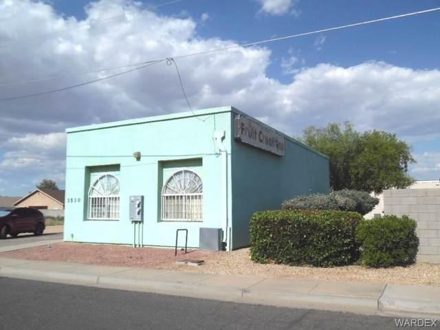 3530 N Skylark Road, Kingman, AZ 86409 (MLS #959116) :: The Lander Team