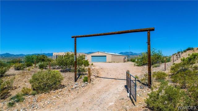 5855 S Mountain Lion Road, Kingman, AZ 86401 (MLS #959121) :: The Lander Team