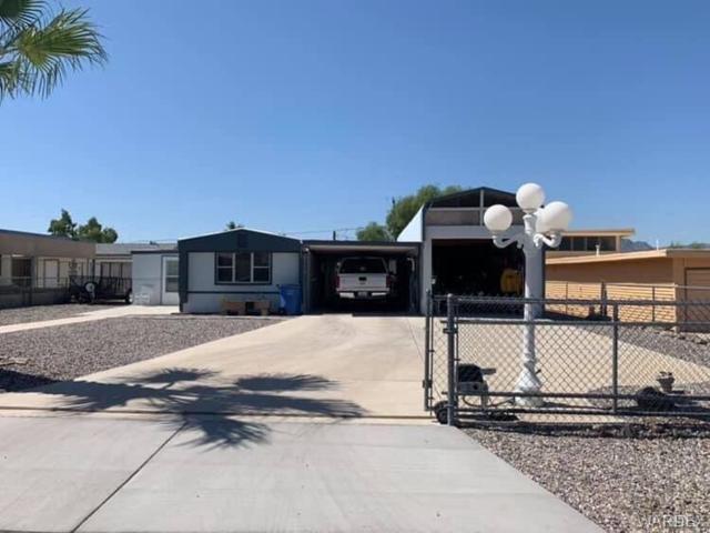 4556 E Park Drive, Topock/Golden Shores, AZ 86436 (MLS #959125) :: The Lander Team