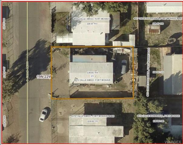 4572 Calle Amigo, Fort Mohave, AZ 86426 (MLS #959138) :: The Lander Team