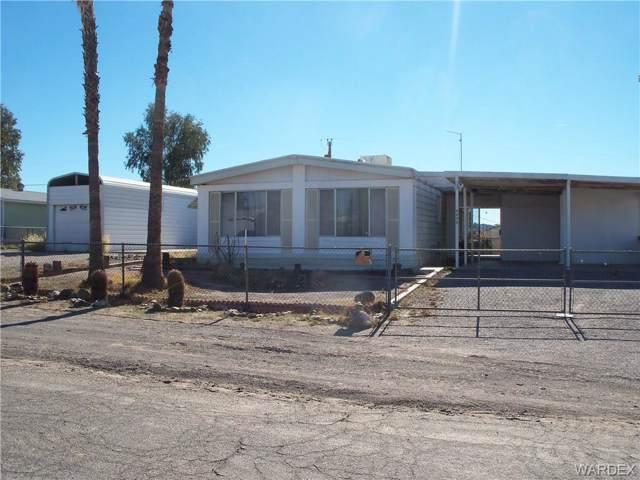 4606 Knox Drive #3, Topock/Golden Shores, AZ 86436 (MLS #959139) :: The Lander Team