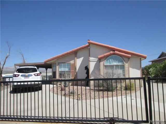 1695 Arena Drive, Bullhead, AZ 86442 (MLS #959208) :: The Lander Team