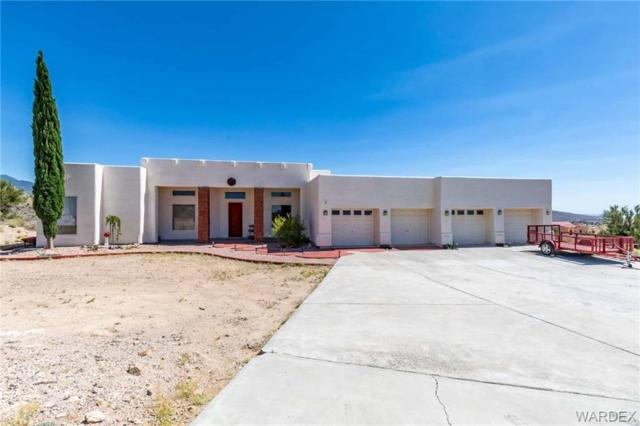 3490 E Lawman Drive, Kingman, AZ 86401 (MLS #959210) :: The Lander Team