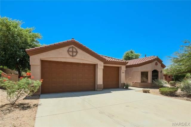 2722 Sidewheel Drive, Bullhead, AZ 86429 (MLS #959212) :: The Lander Team