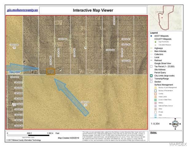 0 17TH & MT LOCO CORNER LOT, Dolan Springs, AZ 86441 (MLS #959262) :: The Lander Team