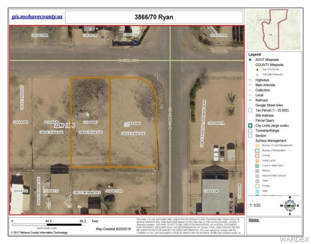 3866/3870 E Ryan Avenue, Kingman, AZ 86409 (MLS #959264) :: The Lander Team