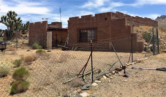 18177 N Saddle Drive, Dolan Springs, AZ 86441 (MLS #959294) :: The Lander Team