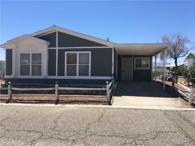 2066 El Rodeo Road #58, Fort Mohave, AZ 86426 (MLS #959296) :: The Lander Team