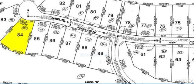 3274 Blacksmith Way, Bullhead, AZ 86429 (MLS #959365) :: The Lander Team