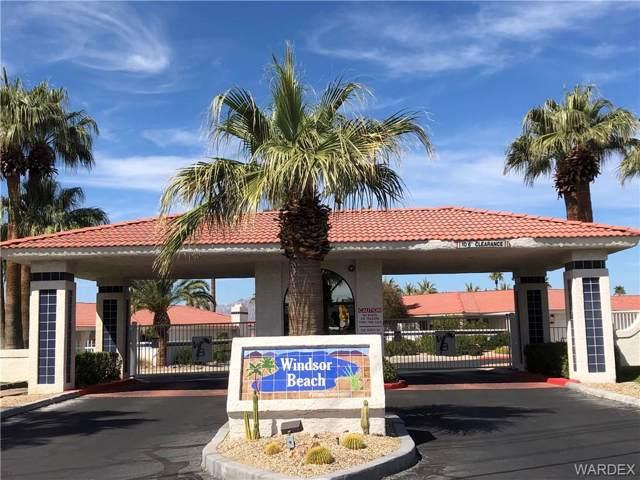 375 London Bridge Road #67, Lake Havasu, AZ 86403 (MLS #959377) :: The Lander Team