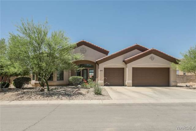 2775 Sidewheel Drive, Bullhead, AZ 86429 (MLS #959388) :: The Lander Team