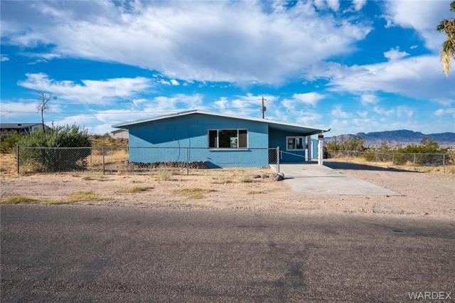 5072 E Maricopa Drive, Topock/Golden Shores, AZ 86436 (MLS #959408) :: The Lander Team