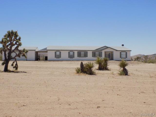 8756 W Marloma Drive, White Hills, AZ 86445 (MLS #959426) :: The Lander Team