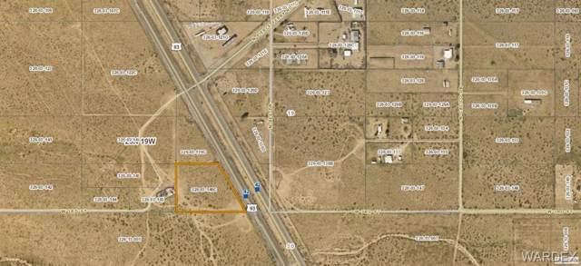 Lot 124 Hwy 93, Dolan Springs, AZ 86441 (MLS #959459) :: The Lander Team
