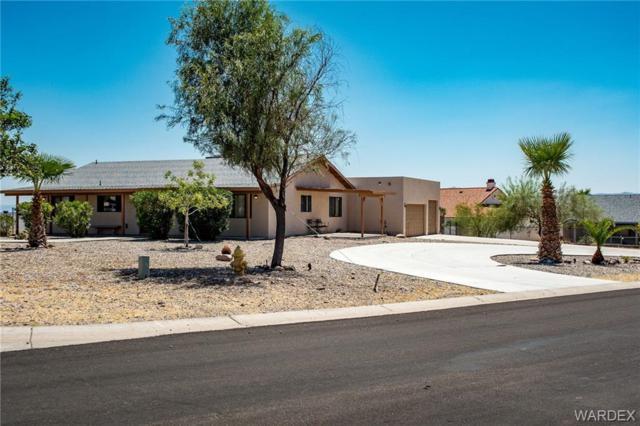 809 N Ridge Circle, Bullhead, AZ 86429 (MLS #959583) :: The Lander Team