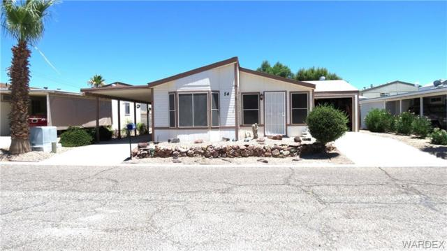 2066 E El Rodeo Road, Fort Mohave, AZ 86426 (MLS #959594) :: The Lander Team