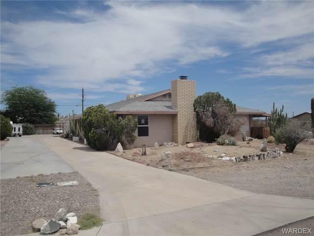 340 Farallon Drive, Lake Havasu, AZ 86403 (MLS #959618) :: The Lander Team