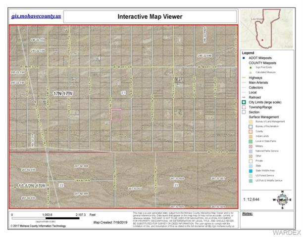 0000 Aripine, Yucca, AZ 86438 (MLS #959641) :: The Lander Team