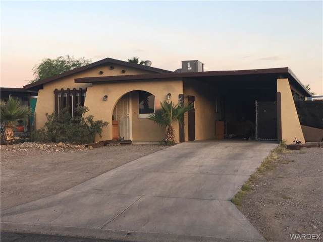 692 Ramar Road, Bullhead, AZ 86442 (MLS #959654) :: The Lander Team