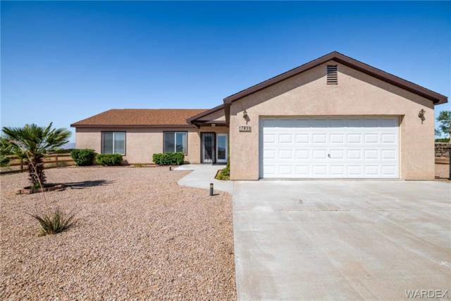 7931 E Monte Tesoro Drive, Kingman, AZ 86401 (MLS #959676) :: The Lander Team