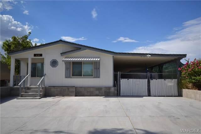 891 Holly Street, Bullhead, AZ 86442 (MLS #959683) :: The Lander Team