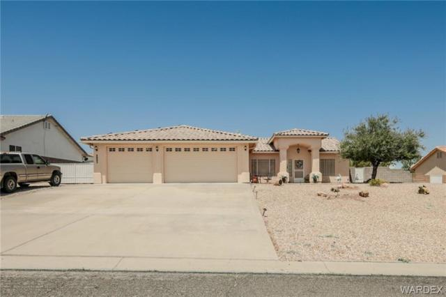 2623 Running Iron Street, Kingman, AZ 86401 (MLS #959690) :: The Lander Team
