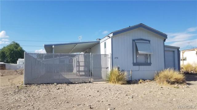 2170 Pero Drive, Lake Havasu, AZ 86404 (MLS #959701) :: The Lander Team