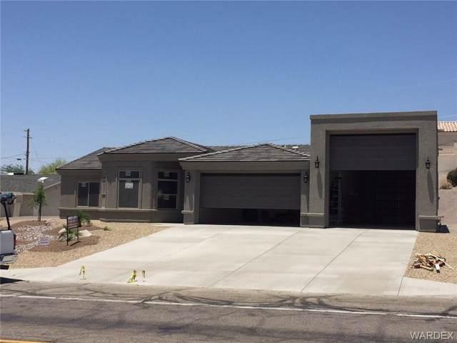3661 S Kiowa Boulevard, Lake Havasu, AZ 86404 (MLS #959708) :: The Lander Team