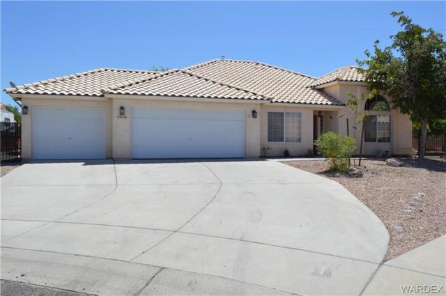 5110 S Silver Bullet Way, Fort Mohave, AZ 86426 (MLS #959772) :: The Lander Team