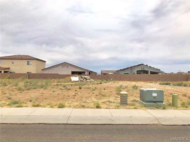 3713 E Andrea Drive, Kingman, AZ 86409 (MLS #959889) :: The Lander Team