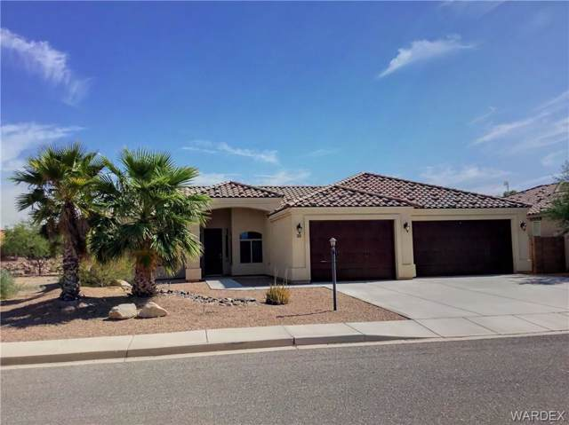 38 Cypress Point Drive, Mohave Valley, AZ 86440 (MLS #959890) :: The Lander Team