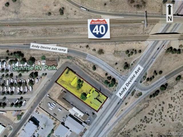 3137 E Andy Devine Avenue, Kingman, AZ 86401 (MLS #959922) :: The Lander Team
