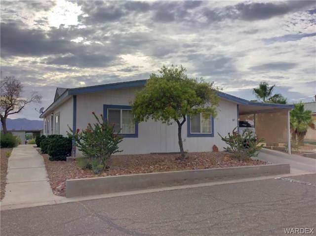 2066 El Rodeo Road #57, Fort Mohave, AZ 86426 (MLS #959993) :: The Lander Team