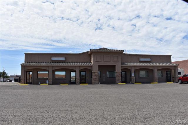 838 Gemstone Avenue, Bullhead, AZ 86442 (MLS #960027) :: The Lander Team