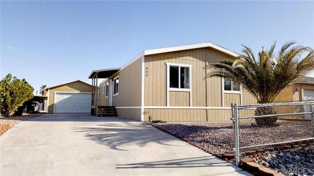 800 Terrace Drive, Bullhead, AZ 86442 (MLS #960031) :: The Lander Team