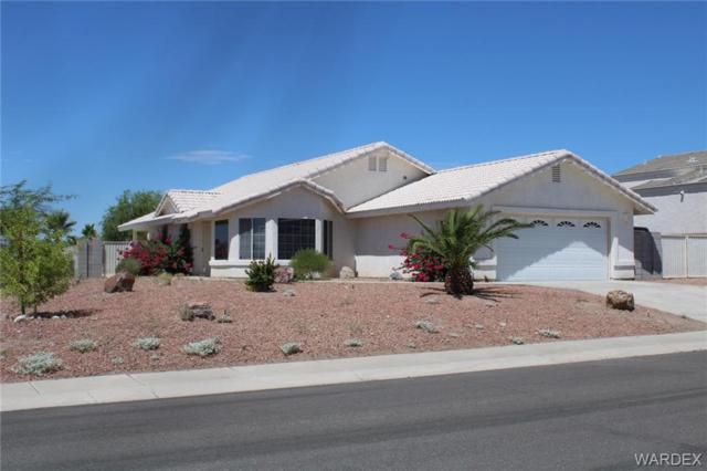 2001 Santa Fe Drive, Bullhead, AZ 86442 (MLS #960123) :: The Lander Team