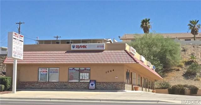 1744 Highway 95, Bullhead, AZ 86442 (MLS #960126) :: The Lander Team