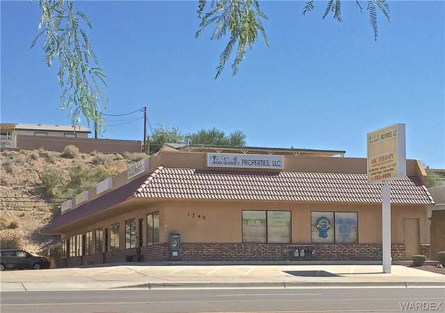 1748 Highway 95, Bullhead, AZ 86442 (MLS #960128) :: The Lander Team