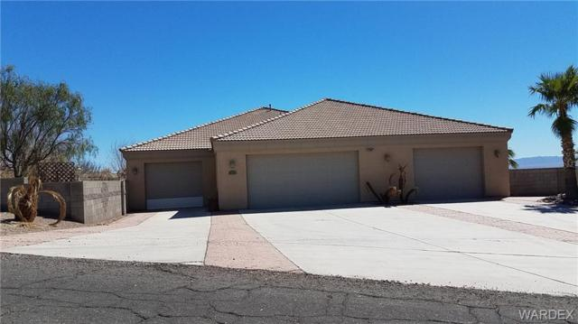 1860 E Marble Canyon Drive, Bullhead, AZ 86442 (MLS #960134) :: The Lander Team