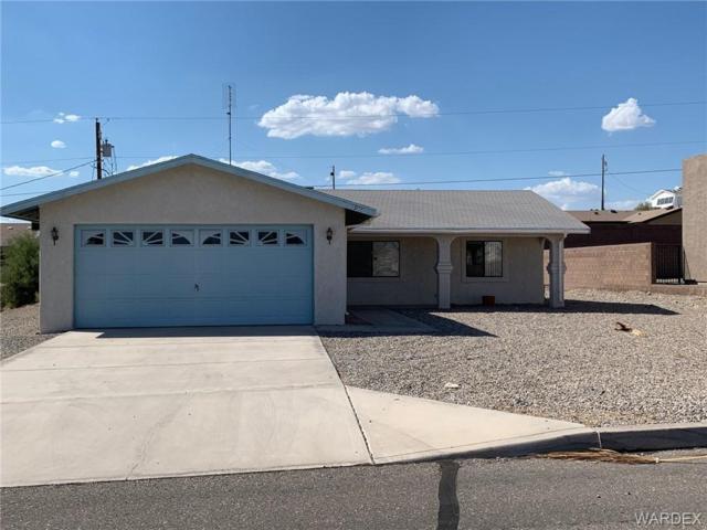 2955 Aladdin Drive, Lake Havasu, AZ 86404 (MLS #960159) :: The Lander Team