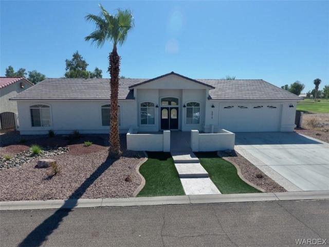 5818 S Wishing Well Drive, Fort Mohave, AZ 86426 (MLS #960204) :: The Lander Team
