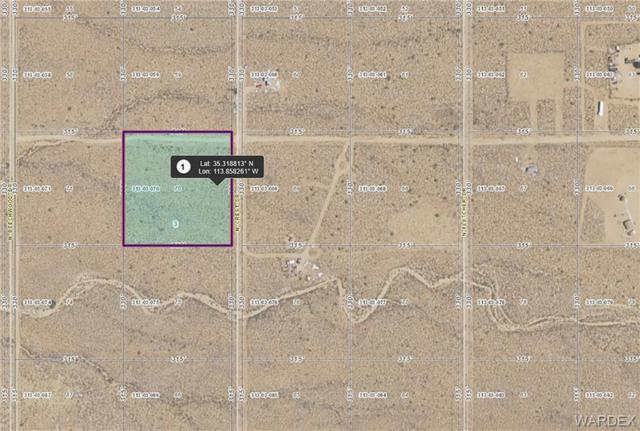 0000 N N Crest Drive, Kingman, AZ 86401 (MLS #960220) :: The Lander Team